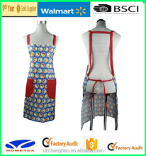 2015 new style school uniform apron