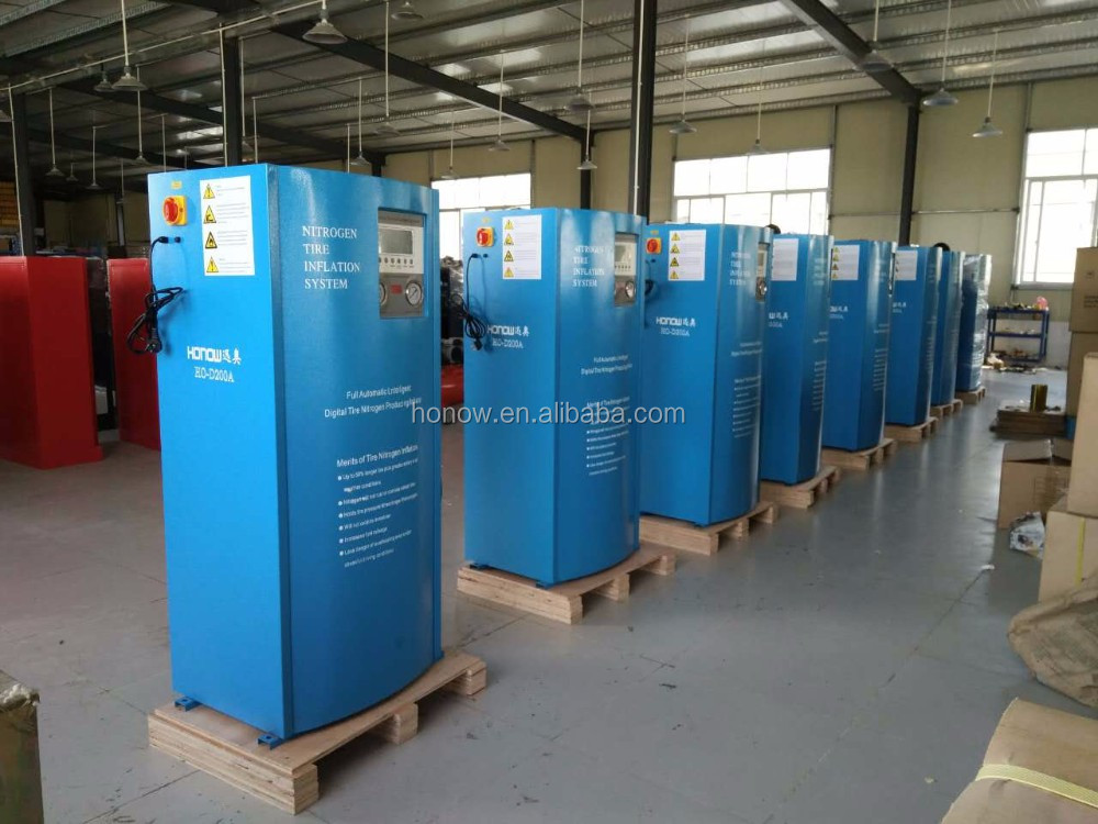 HO-D200A Fully-auto nitrogen generator for heavy duty