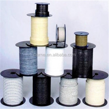 High shaft speed pump valve braided mechanical seal packings