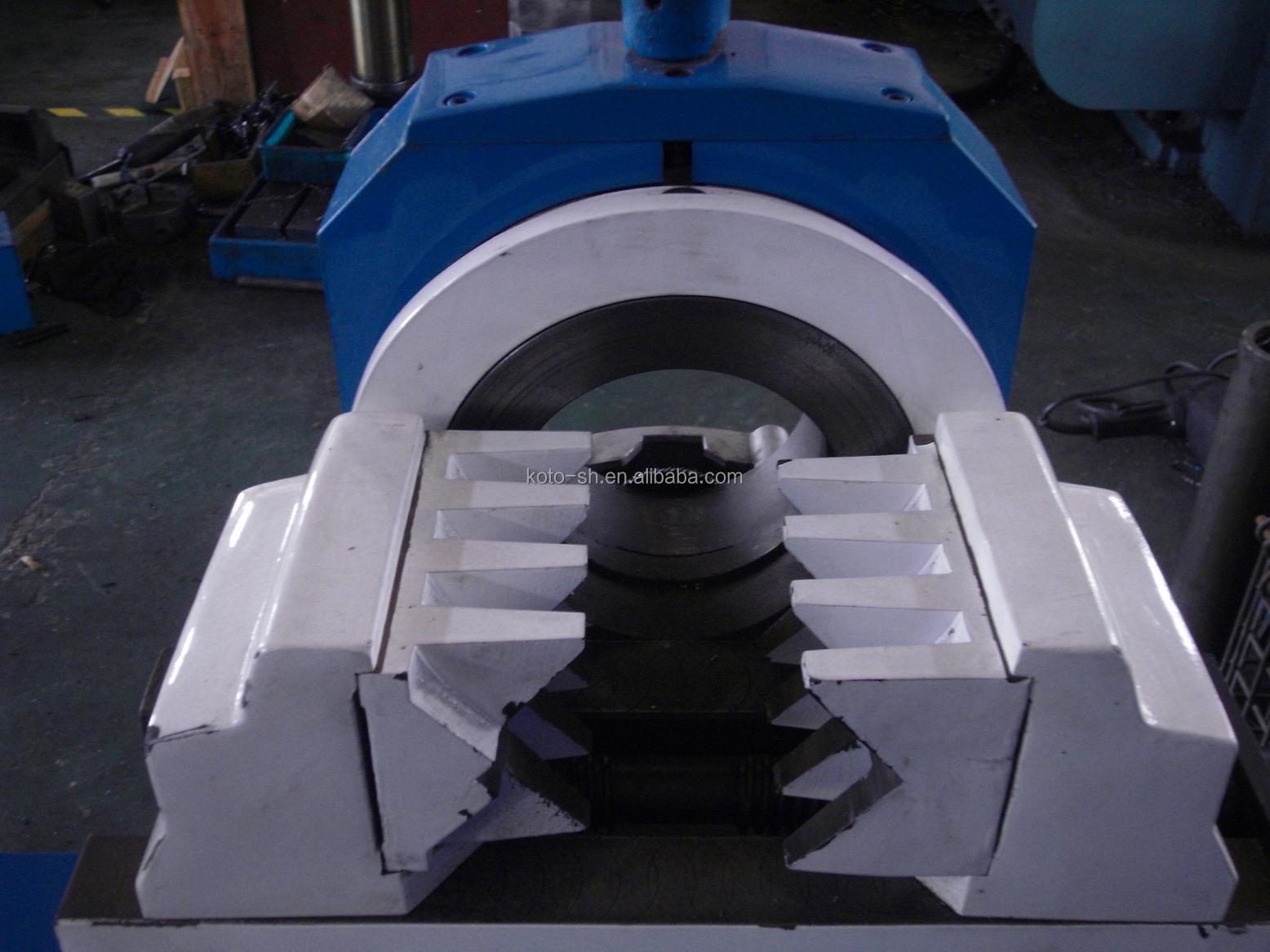 pipe cope machine