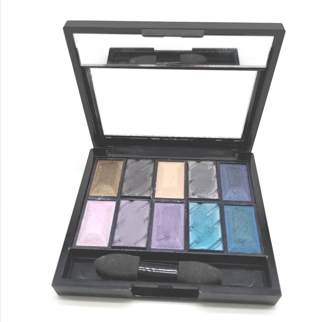 3d Eyeshadow palette custom Eye Shadow Cosmetic Palette Glamorous Fashion
