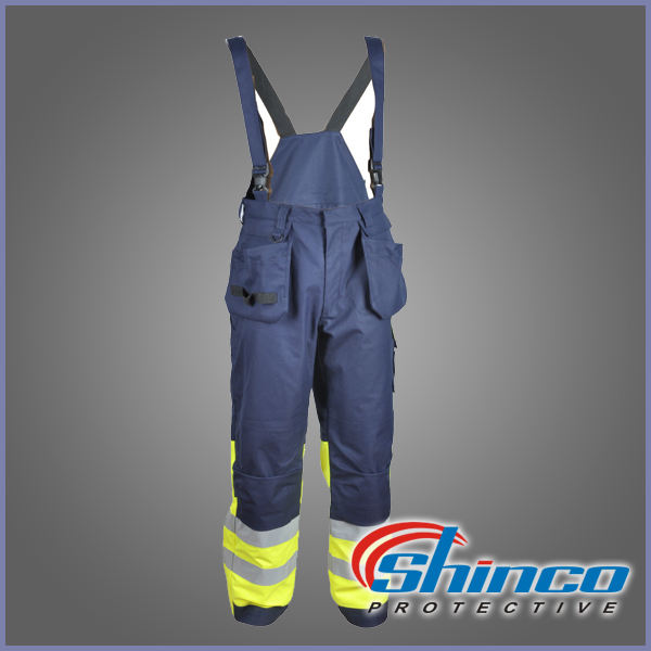 EN11611 fire retardant trousers