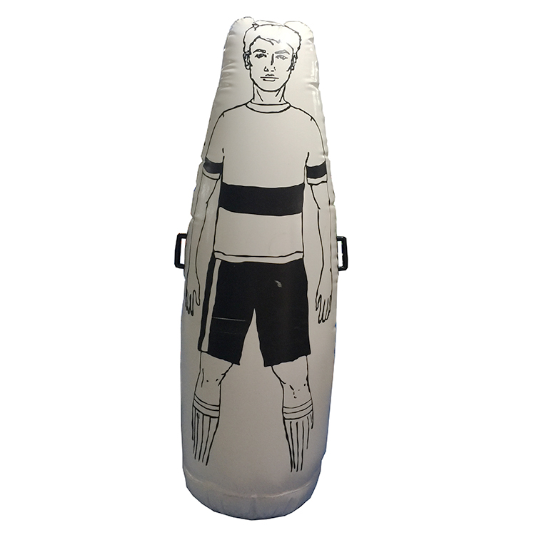 Good quality Inflatable soccer training dummy for sale