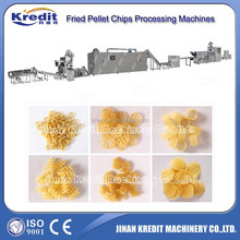 2015 New Type 3D Fried Pellet Snacks Processing Machinery