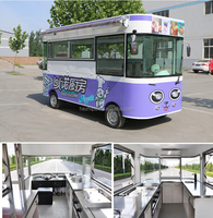 food truck with factory price, electric hot sale snack food truck catering,food cart equipment and restaurant equipment