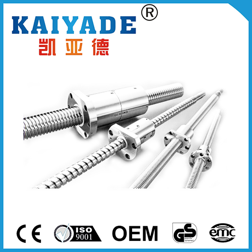 High precision good price 2005 ball screws and nut cnc machine