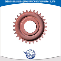 Q05-01-02 gear ring rolling forging
