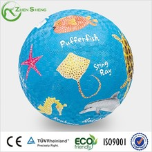 ZHENSHENG Bouncing ball Type and Promotional Toy Style Bouncing ball