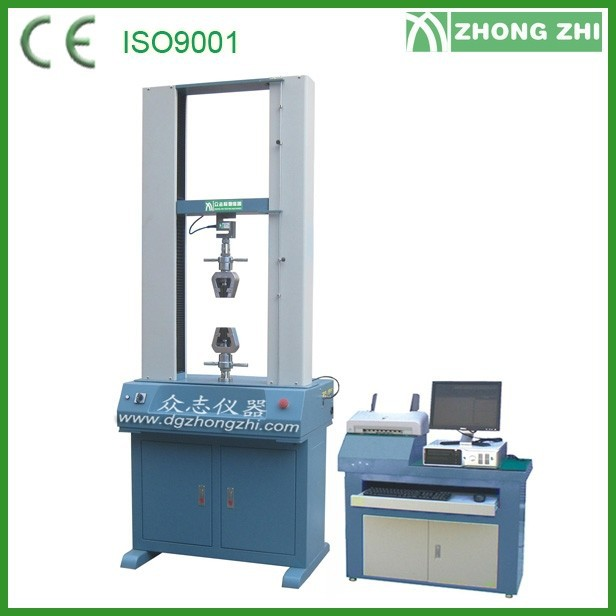 Computerized rubber and plastic tensile tester+electronic test equipment+tensile testing machines