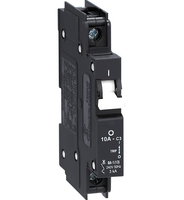 CBI Circuit Breaker South Africa QA QA1 MCB 1pole 2pole 3pole 4pole 3KA Mini Rail 13mm Hydraulic Magnetic Mini Circuit Breaker
