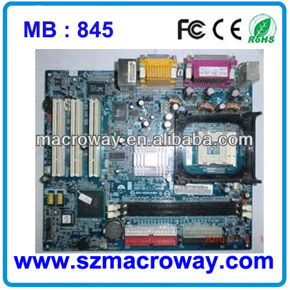 DDR2 ram compatible pc computer motherboard