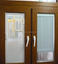 Made in China blind inside double glass window price