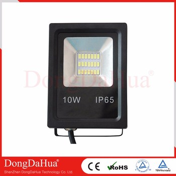 Factory direct CE IP65 stainless steel led flood light
