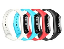 New <strong>smart</strong> sports <strong>watch</strong> Women <strong>Smart</strong> <strong>Watch</strong> Men Heart Rate Blood Pressure Monitor Fitness Tracker Pedometer <strong>Watch</strong>+band Pk m3