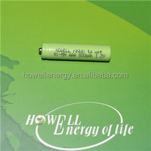 AAA 800mAh 1.2V nimh rechargeable battery AA/AAA/A/SC/C/D/F Battery for Soalr lamps/emergency light/remote toys