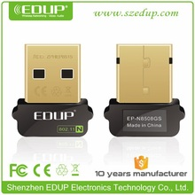 EDUP 150Mbps Mini USB Wifi Adapter with Realtek 8188cus Chipset Special for Raspberry PI