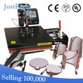 hot sales 8 in 1 combo heat transfer machine facoty