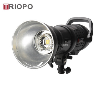 TRIOPO T1 high speed sync 1/8000 seconds studio strobe flash light