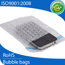 Heat Seal Sealing & Handle and custom made provided bubble bag