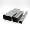 Pre Galvanized Steel Pipe Gi Square Rectangular Steel Pipe for India