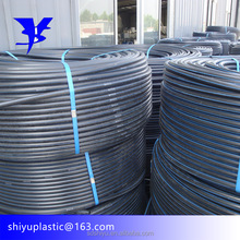 cheap price sdr11 pn16 pe100 hdpe water pipes with low