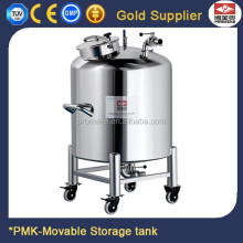 500 Liter Sealed Stainless Steel SUS304 Olive Oil Tank