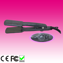 Hot sell high quality led light hair straightener with car plug