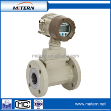 2015 hot sales K24 electric turbine flow meter