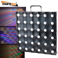 Pro Newest Party Stage Blinder 36X3W Warm White Gold LED matrix light dmx effect lighting