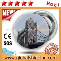 50mm promotional badge button