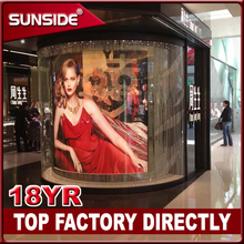 PET Backlit Film Outdoor indoor high quality for advertising banner Light Box
