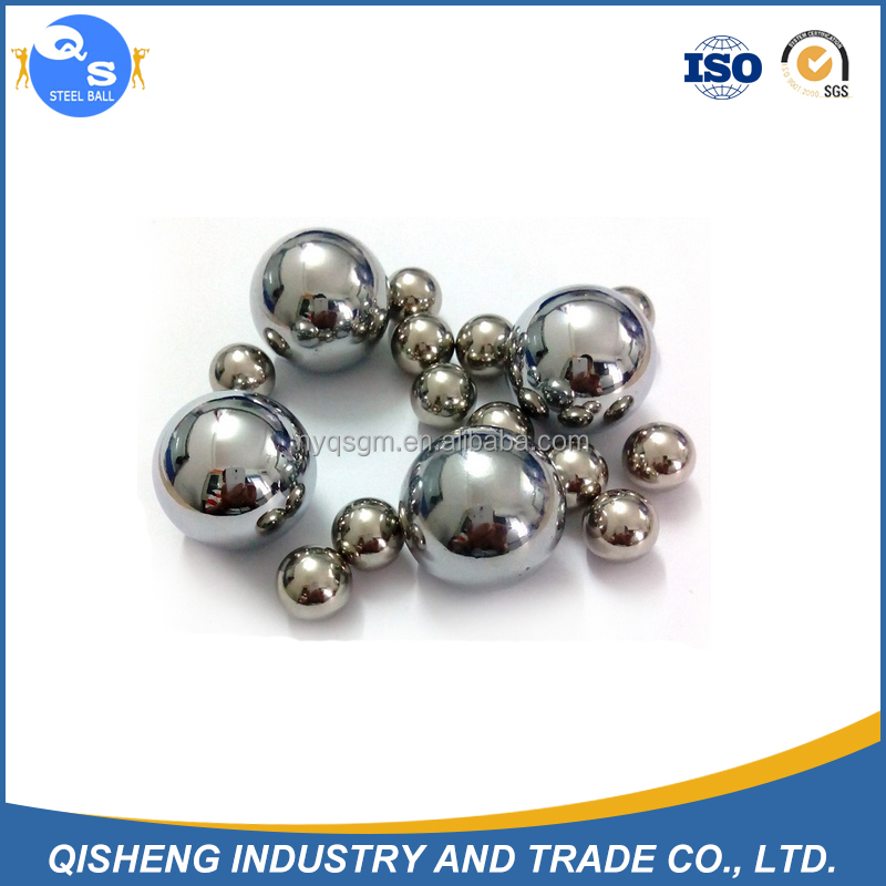 punching stainless valve ball ( SGS approved )