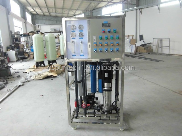 Waste water equipment used reverse osmosis system