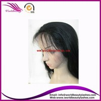 ew style stock 20'' full lace wig, any texture can be made in one day