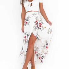 High quality ladies long maxi skirt for women