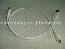 USB CABLE AM/AM TO MINI BM