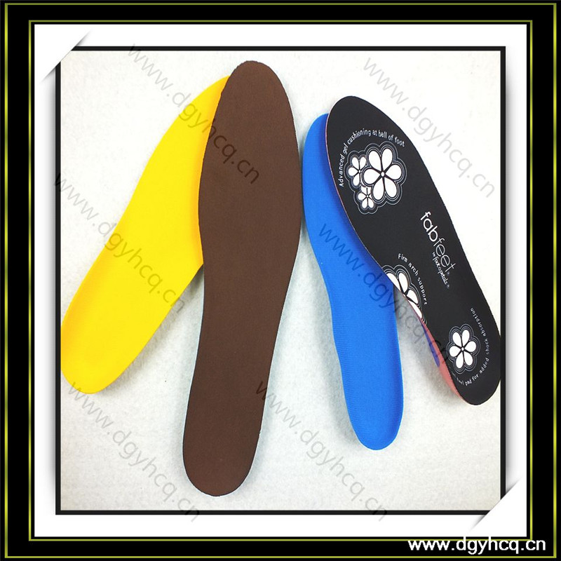 wear-resistence deodorise breathable shoes insole trade assurance supplier