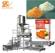 Full-automatic Panko Bread Crumbs machine processing line