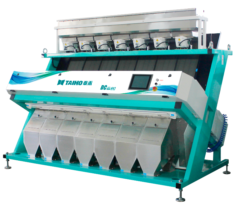 2017 hot sale S.Precision CCD Rice/Sesame/Millet/Wheat/Maize Color Sorting Machine