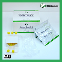 Rohi Leishmania Ab Rapid Test Medical supplies malaria/dengue/leishmania/typhoid rapid test kit