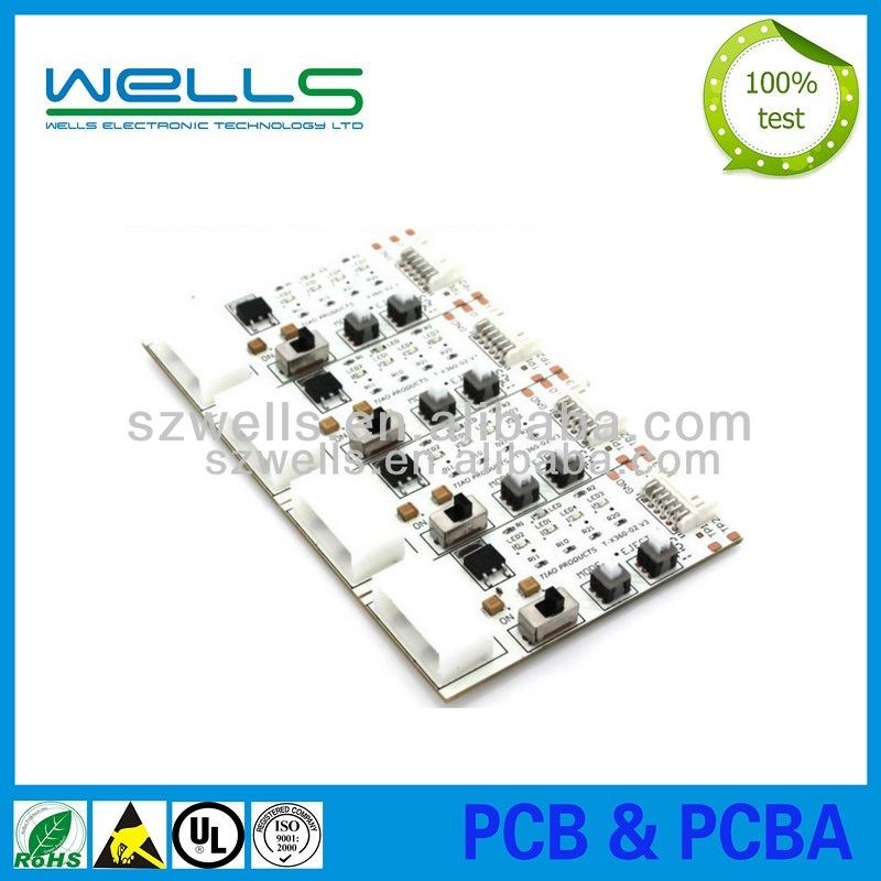 PCB cloning, PCB copy wifi circuit board