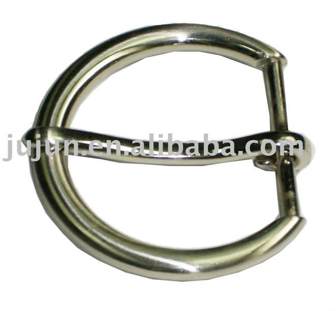 music metal strap fasteners belt and buckle