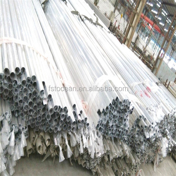 201Cold Rolled Stainless Steel Special-shaped Pipe