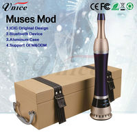 Global first most advanced blue-tooth electronic cigarette 26650 Muse Bluetooth mod with lowest price(Muses mod)