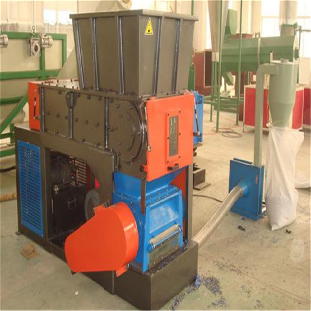 30HP Industrial PE/ABS Film Large Plastic Recycling Crusher