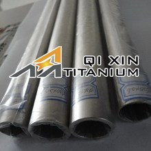 Top level hot sell gr2 seamless titanium tubes astm b337