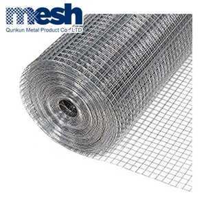 Hot Dipped Galvanized Welded Wire Mesh From Anping