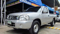 2006 NISSAN FRONTIER SINGLE CAB 2.5Di MT