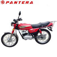 2 Stroke Street Type 100cc Wholesale Classic Motorbike in China