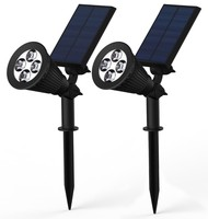 Solar Garden Light Solar Spot Light For Solar Outdoor Garden Spike Spot Lights